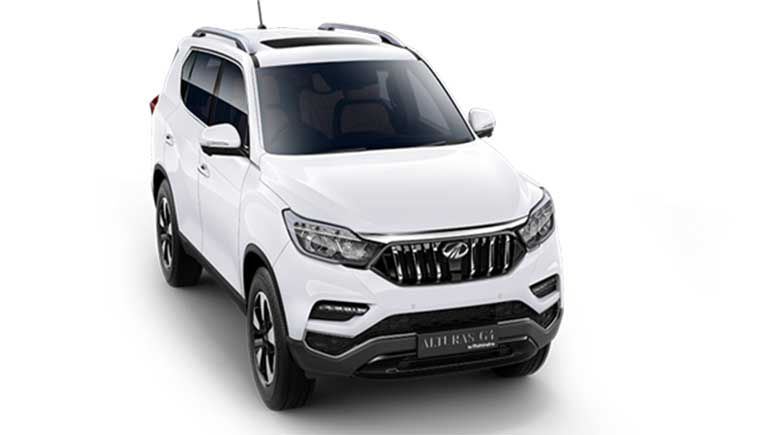 Mahindra Alturas G4 to compete with Rs 30 lakh plus SUVs