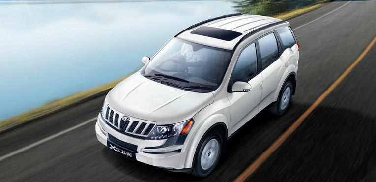 Mahindra XUV500 Xclusive edition for Rs 14.48 lakh