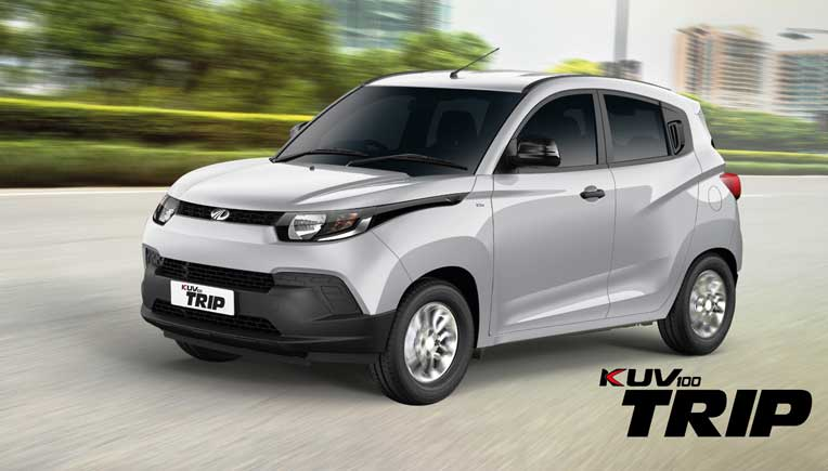 Mahindra prices new KUV100 Trip at Rs 5.16 lakh onward