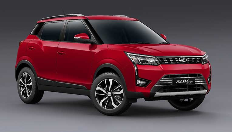 Mahindra's new SUV code named S201 is christened XUV300