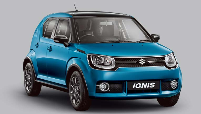 Maruti Ignis now available with AGS for top spec Alpha variant for Rs. 7.01 lakh