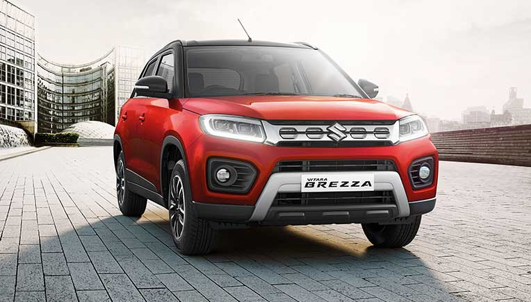 Maruti Suzuki launches the all new Vitara Brezza at Rs 7.34 lakh onward