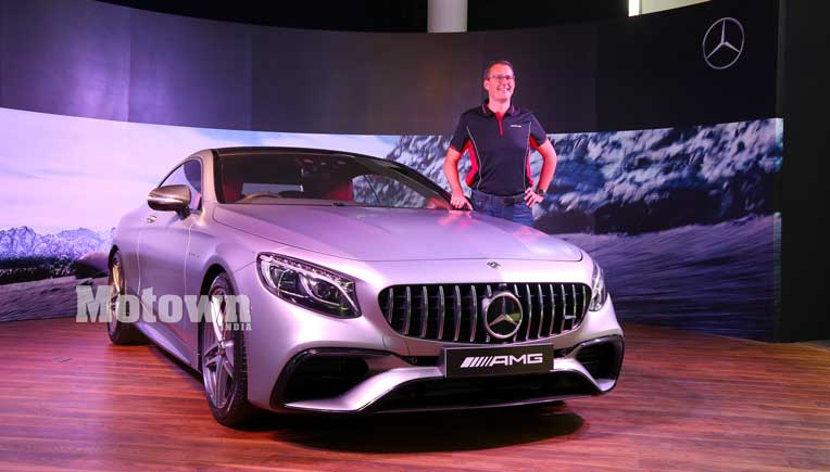 Mercedes-AMG S 63 Coupé launched in India for Rs 2.55 crore
