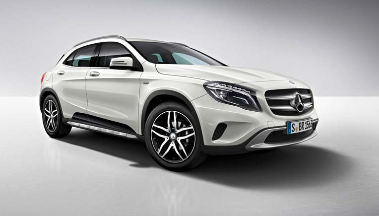 Mercedes-Benz GLA 220 d 4Matic Activity Edition for Rs 38.51lakh