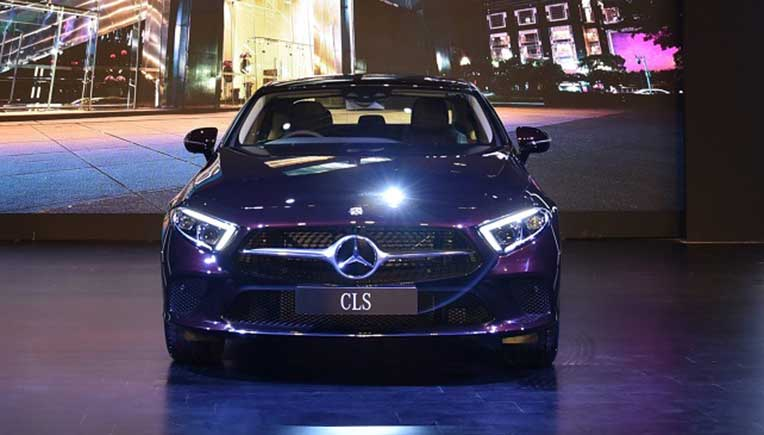 Mercedes-Benz India launches CLS, the world's first 4-door coupe at Rs 84.70 lakh