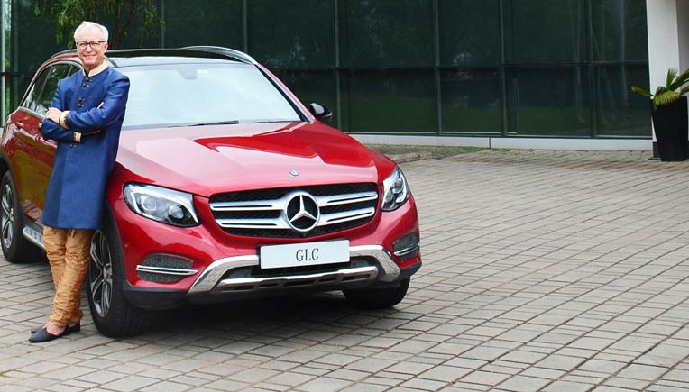 Mercedes-Benz launches GLC 'Celebration Edition' for Rs. 50.86 lakh onward
