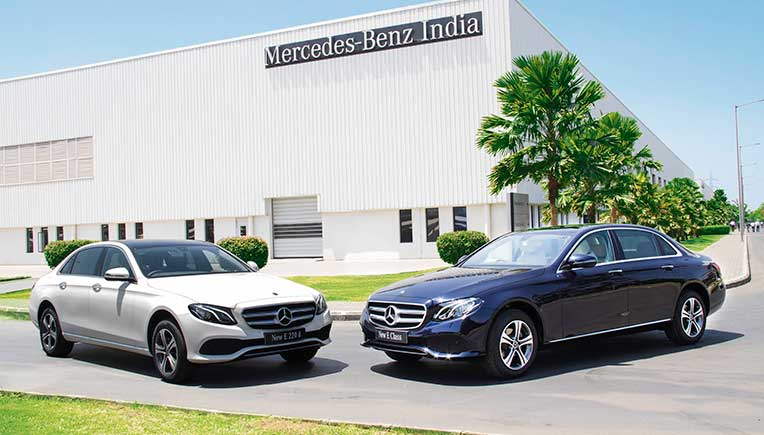 Mercedes-Benz launches 'Made in India' BSVI LWB E-Class at Rs.57.50 lakh onward