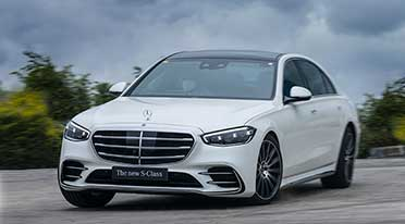 Mercedes-Benz launches its flagship S-Class at Rs 2.17 crore onward