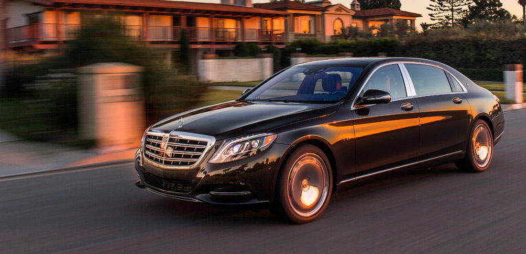 Mercedes-Maybach S 600 & S 500 cars now in India