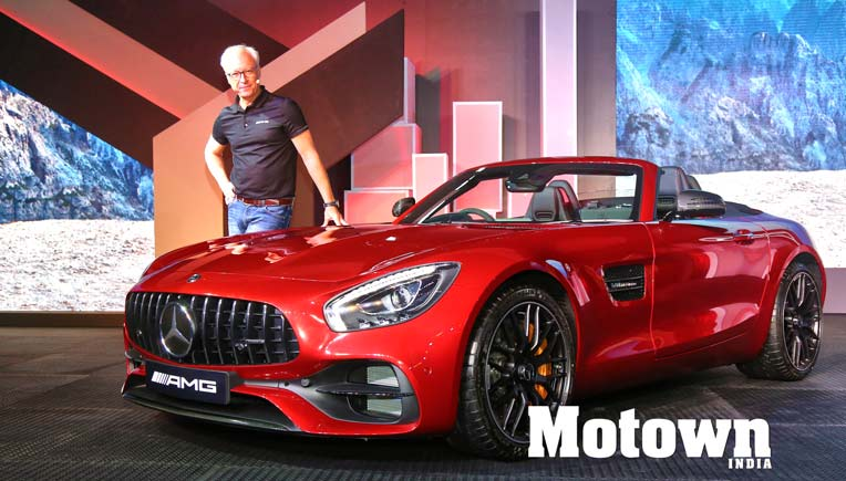 Mercedes launches AMG GT R and GT Roadster in India for Rs. 2.23 crore and Rs. 2.19 crore