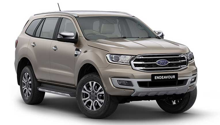 New 2020 Ford Endeavour with 2.0-litre EcoBlue engine, 10 Speed AT at Rs 29.55 lakh onward