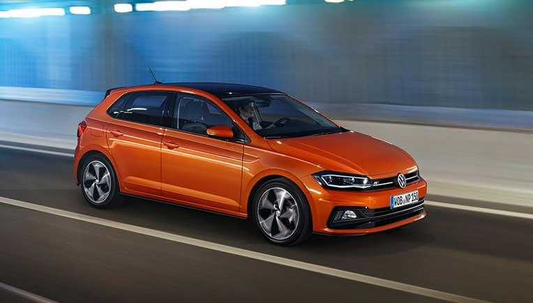 New 6th generation Volkswagen Polo unveiled in Germany