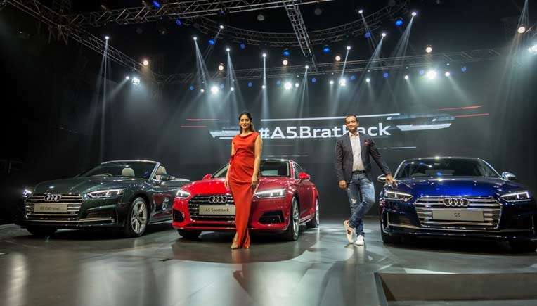 New Audi A5 Sportback, A5 Cabriolet, S5 Sportback launched