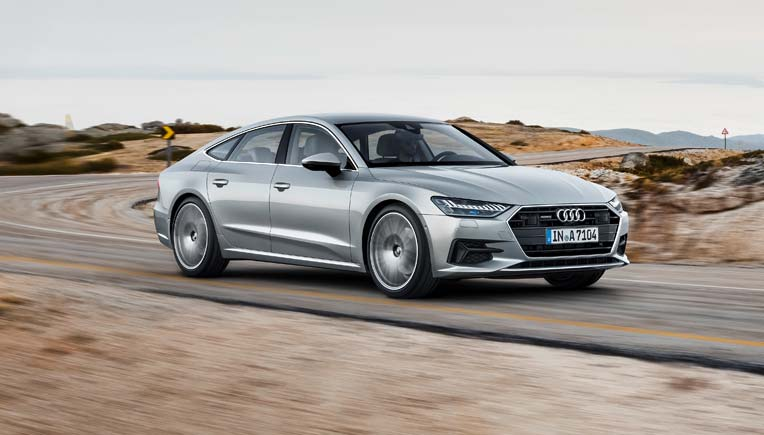 New Audi A7 Sportback global unveiling