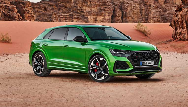 New Audi RS Q8 roars into India at Rs 2.07 crore onward