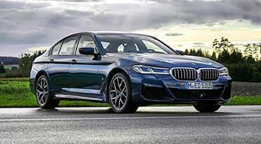 New BMW 5 series launched at Rs 62.90 lakh