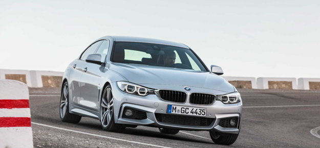 New BMW 4 Series Gran Coupe launched globally