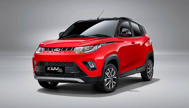 New KUV100 NXT launched; Electric KUV1OO soon