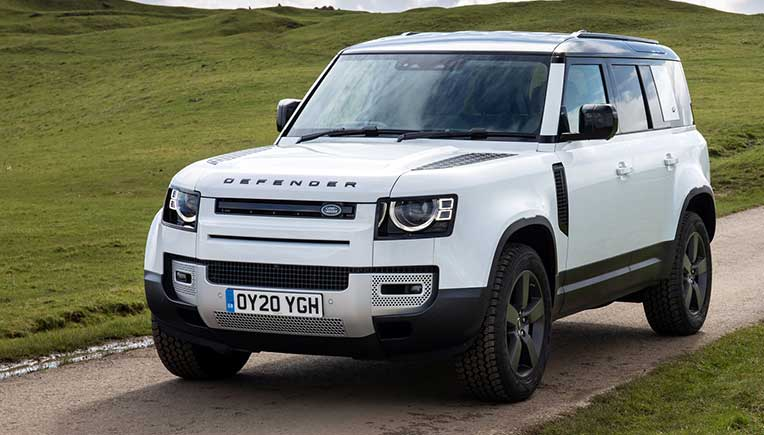New Land rover Defender 110 gets 5-star Euro NCAP safety rating