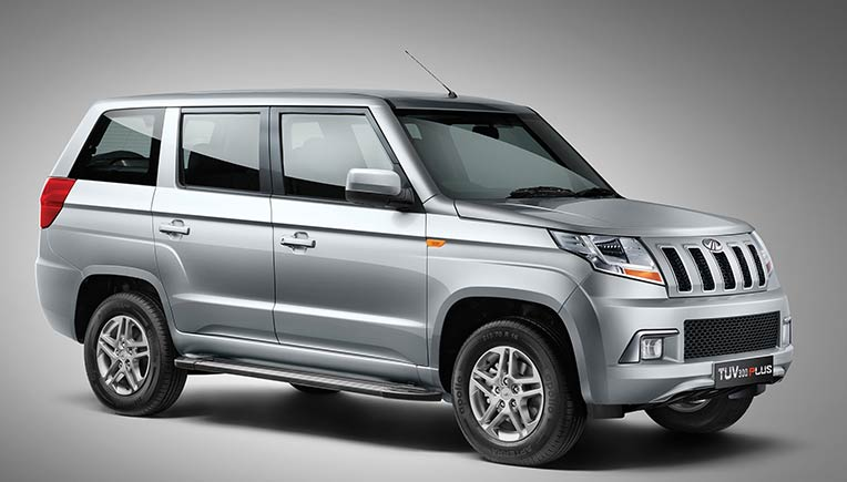 New Mahindra TUV300 Plus launched at Rs 9.47 lakh