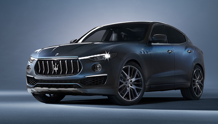 New Maserati Levante Hybrid launched globally