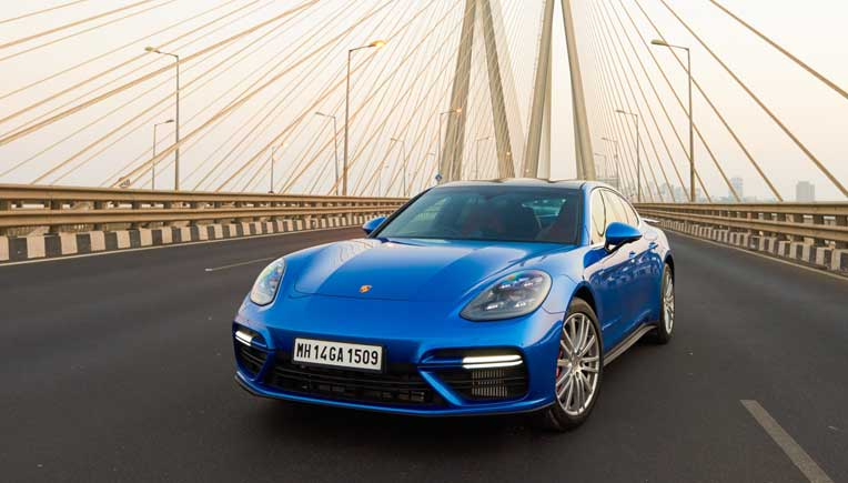 New Porsche Panamera models launched