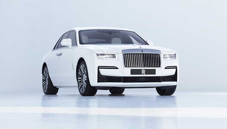 New Rolls-Royce Ghost, Perfection in Simplicity