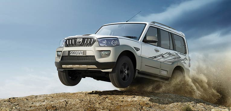 New limited edition Scorpio Adventure for Rs 13.62 lakh