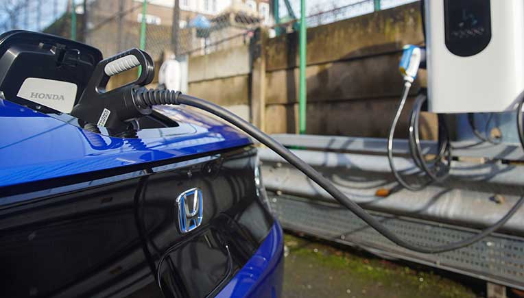 Next-Generation Honda EVs powered by GM's Ultium Batteries