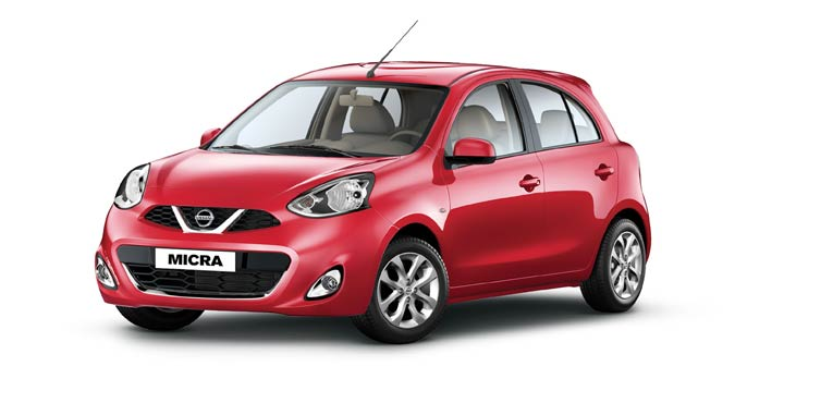 Nissan Micra CVT for Rs 5.99 lakh