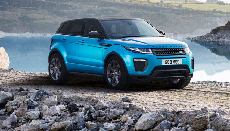 Range Rover Evoque Landmark Edition launched for Rs 50.20 lakh