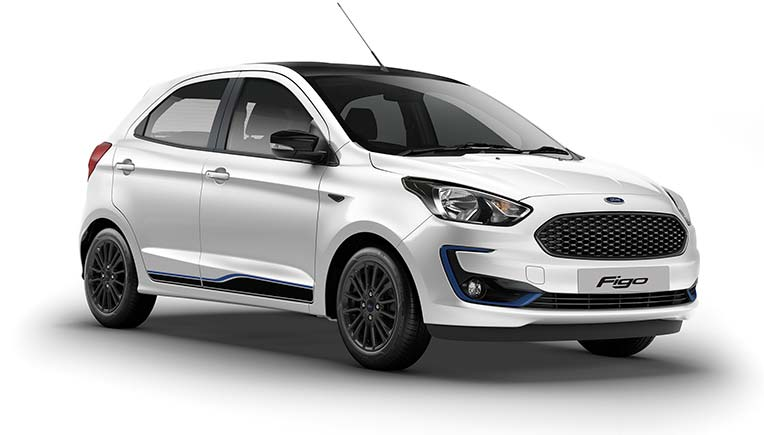 Redesigned 2019 Ford Figo launched at Rs 5,15,000 onward