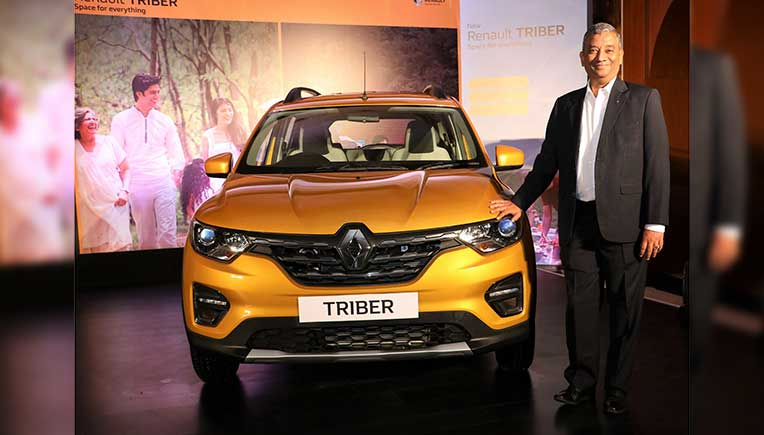 Renault Triber MPV launched at Rs. 4.95 lakh
