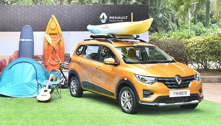 Renault Triber bookings to commence on August 17 with Rs 11,000