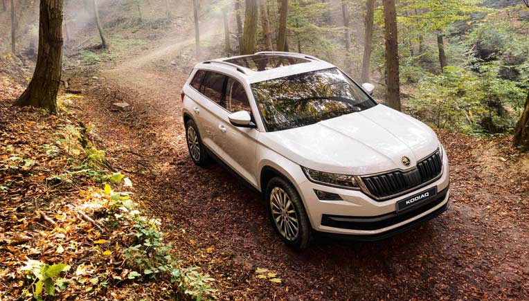 Skoda Auto India launches all-new Kodiaq for Rs 34.49 lakh