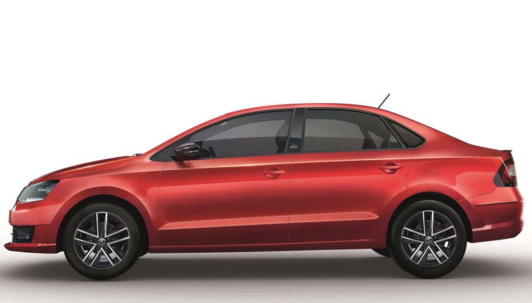 Skoda launches Rapid Monte Carlo for Rs. 10.75 lakh
