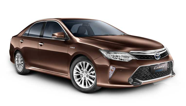 TKM launches new Camry Hybrid, all-new Prius