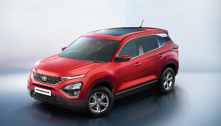 Tata Motors launches Harrier XT+ at Rs 16.99 lakh
