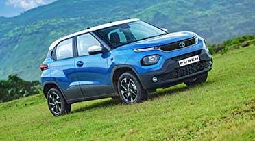 Tata Motors unveils Tata Punch, India's first sub-compact SUV