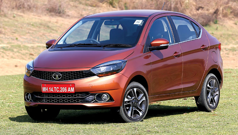 Tata Tigor launched at starting price of Rs 4.70 lakh