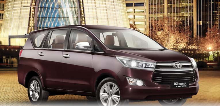 Toyota Innova Crysta petrol now available for Rs 13.72 lakh onward