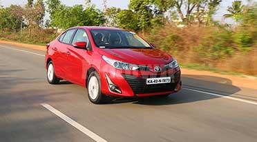 Toyota Kirloskar Motor discontinues Yaris in India