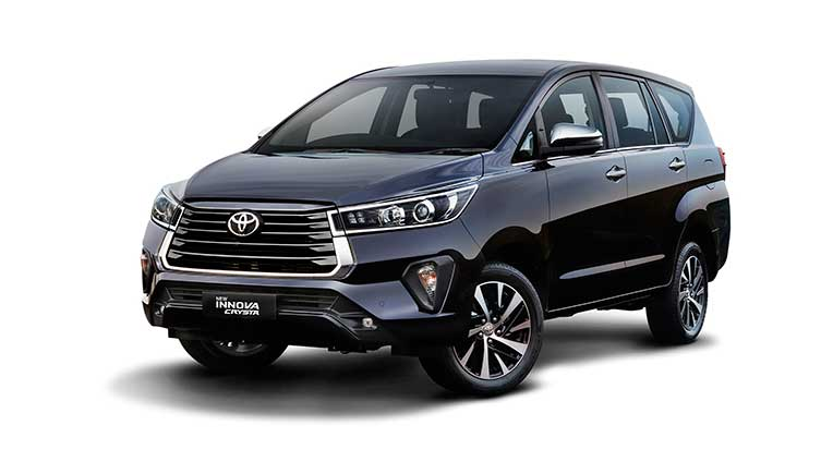 Toyota Kirloskar Motor launches new Innova Crysta at Rs 16.26 lakh onward