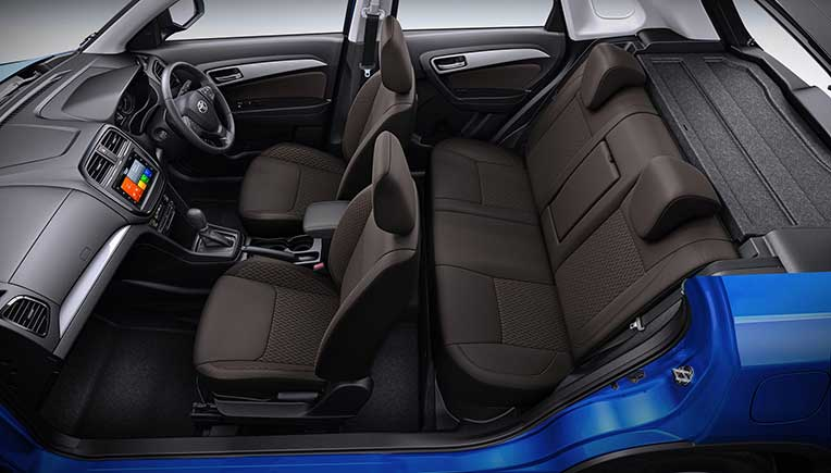 Toyota Kirloskar Motor reveals interior images of all-new Urban Cruiser