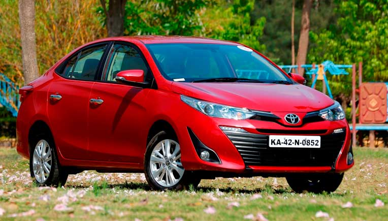 Toyota Yaris prices start at Rs 8.75 lakh; Launch in May 2018