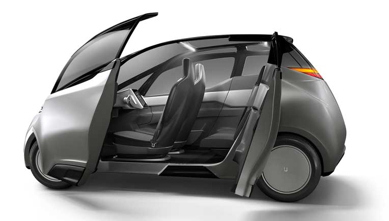 Uniti and Bird Group set to unveil electric car from Sweden