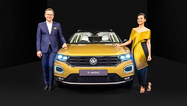 Volkswagen India launches T-Roc SUV at introductory price of Rs 19.99 lakh