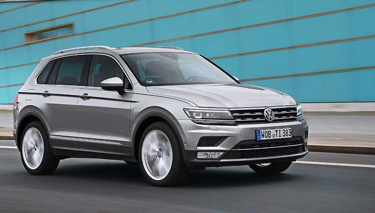 Volkswagen India launching Tiguan in May 2017