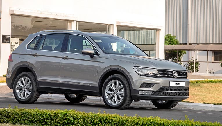 Volkswagen begins production of Tiguan in India