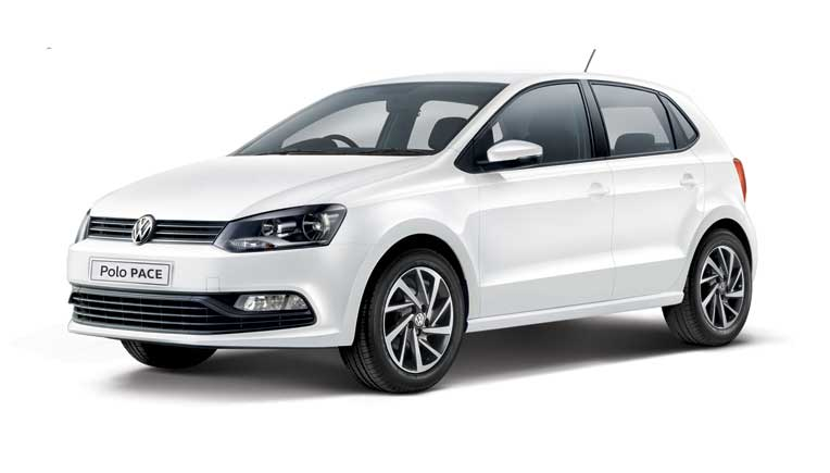Volkswagen introduces limited edition Polo Pace, Vento Sport